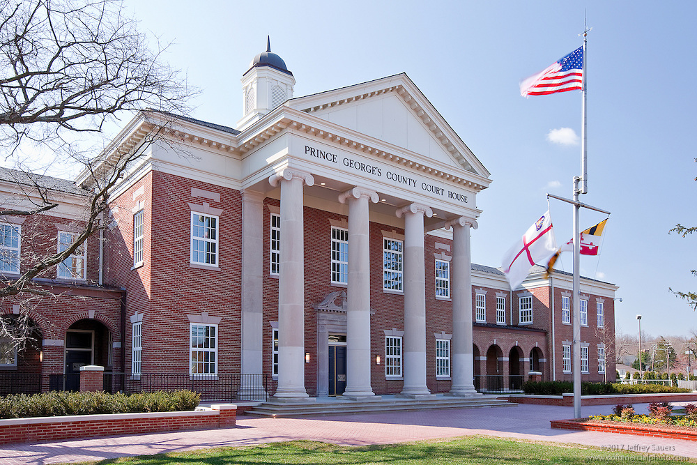 Prince George's County Court House
