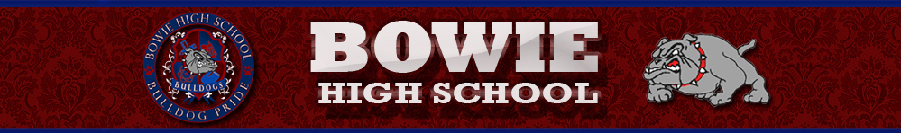 Bowie High School Banner