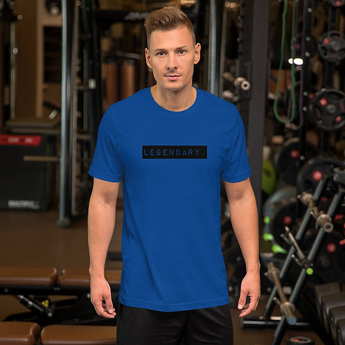 Short-Sleeve Unisex T-Shirt I AM LEGENDARY
