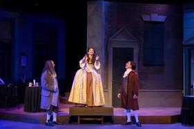 He Plays The Violin, with Dakota Mackey-McGee as Martha Jefferson