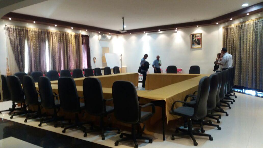 Salle de conference CUCA