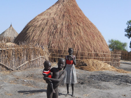 Clinic in Padier, Women at the Well
