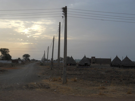 Oil, Politics, the Nuer, its Chinese Connection and the Holy Cash Cows