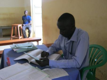 The Staff of Kibengo Health Center II