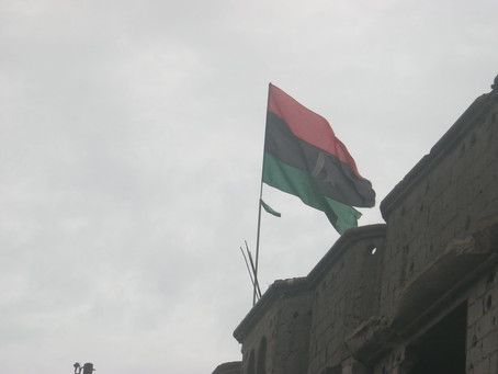 Salaam to Libya