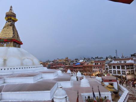 Staying Put in Kathmandu