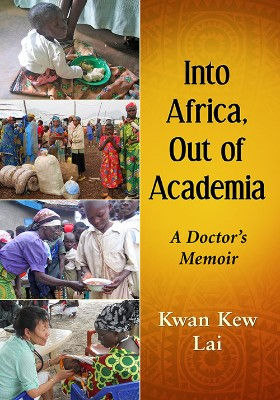 Into Africa, Out of Academia book cover