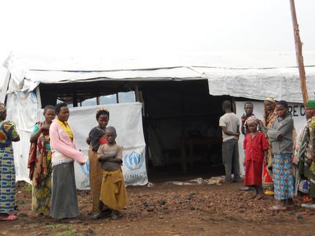 The Nyakabande Transit Center for DRC Refugees