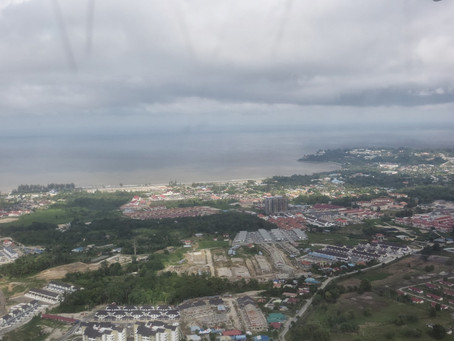 From Manila to Miri, Sarawak