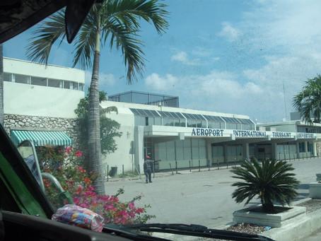 Farewell to Haiti