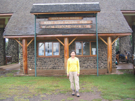 Day One: Drive to the Foot of Mt. Kenya and Start Hiking