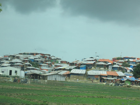 Back to Cox's Bazar