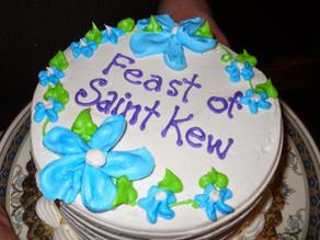 The Feast of St. Kew