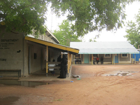 A Visit to the Dadaab District Hospital