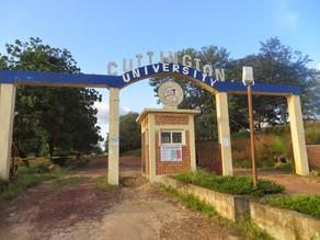 Cuttington University and Gbarnga