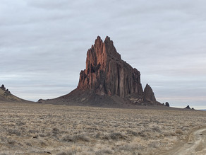 Shiprock: A Beacon of Hope for the Navajo Nation during the COVID Pandemic