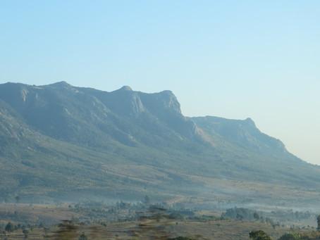 The Long Journey to Nsange, Malawi