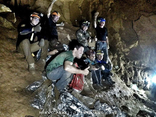Return to Tham Luang - The first time after the Thai cave rescue