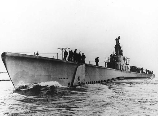 Return to USS Lagarto