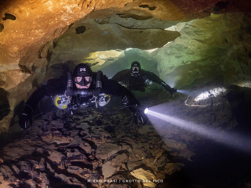 Sardinia Caveoria June 2020