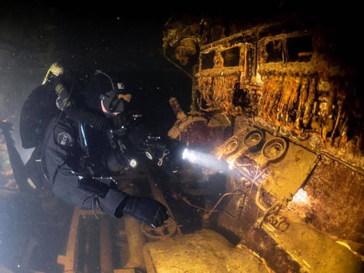 14-19.6.19 New historical wrecks of Malta