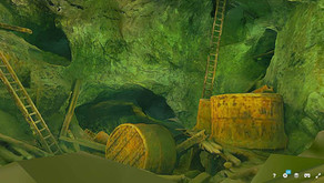 3D documentation project of Finnish mines