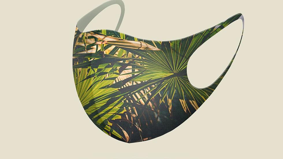 masque - série Palmier I