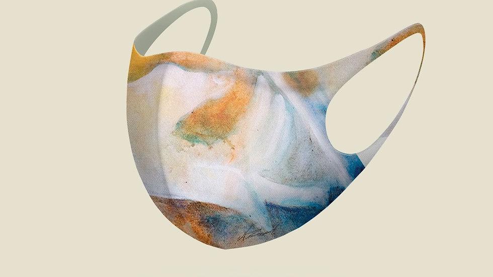 masque - série Glacis II