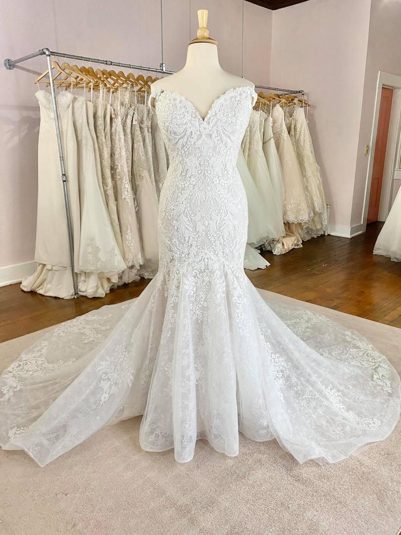 Iowa Wedding Dress