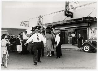 The Navajo Theatre (circa 1940)