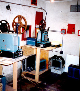 Projection Booth (1999)