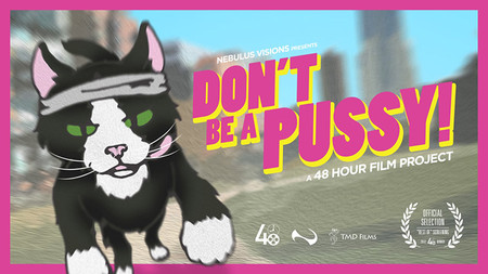 Don't Be A Pussy! (2012)