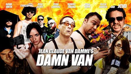 Jean Claude Van Damme's Van Damn (2014)