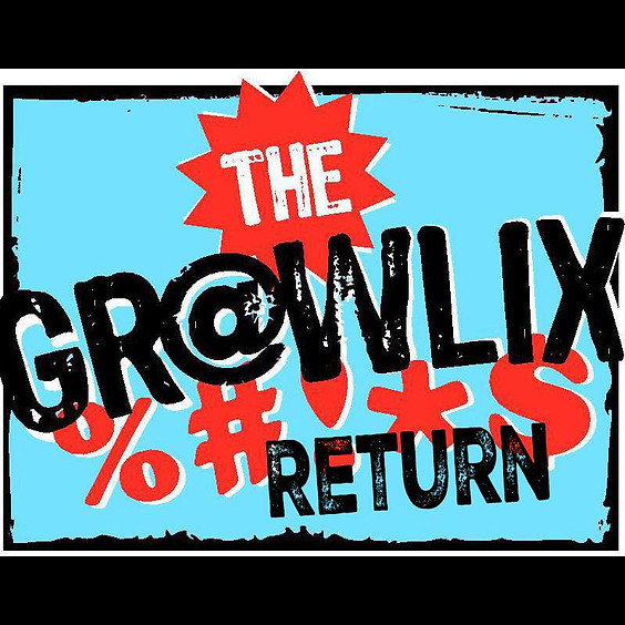The Grawlix (shows at 7:00pm and 9:00pm)