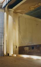The Bug's proscenium arch (1993)