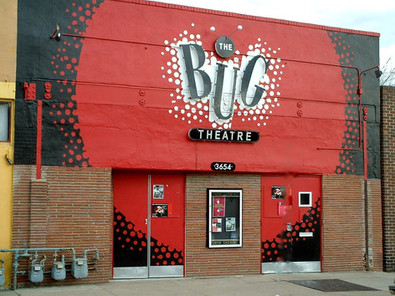 The Bug Theatre (2003)