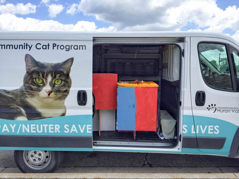 HVHS Community Cat Van