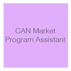 Market Program Assistant