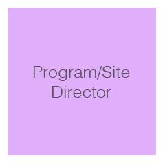 Program/Site Director