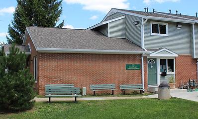 Green Baxter Court Community Center