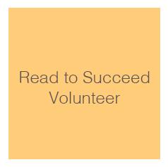 Read to Succeed Volunteer