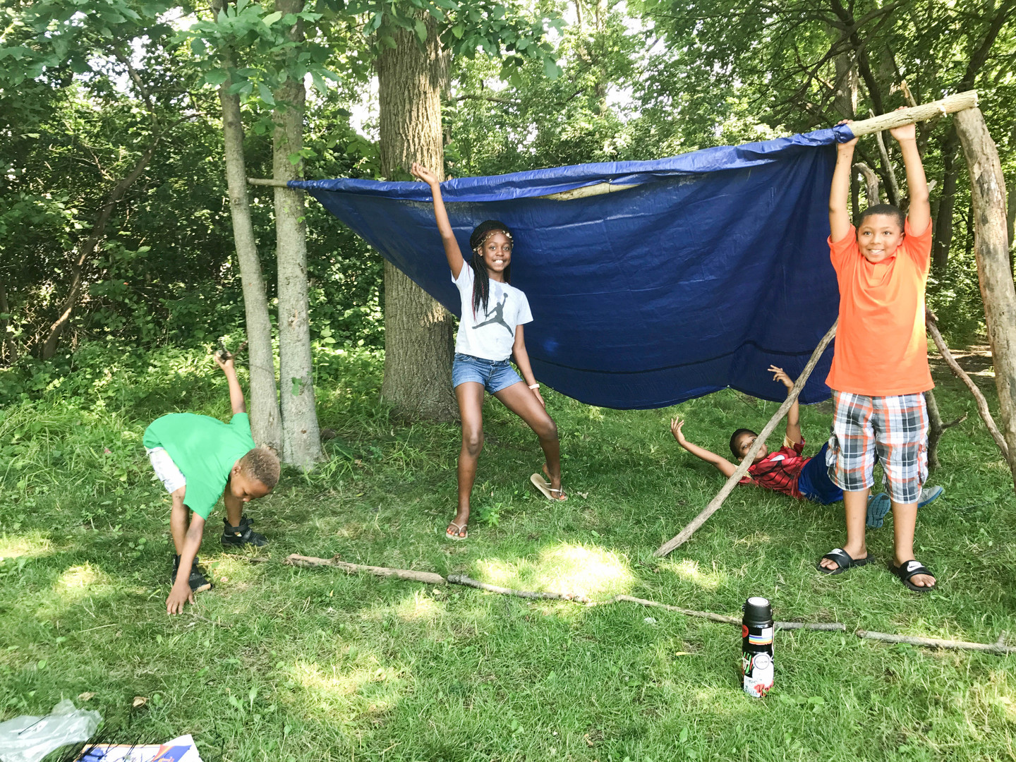 Building a Shelter