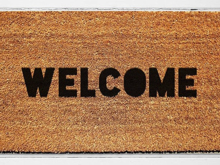 Welcomed