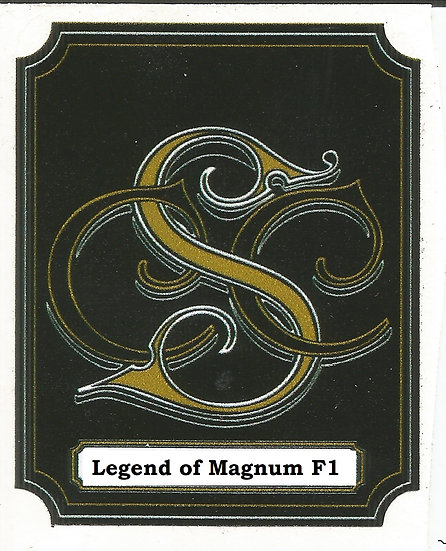 Legend of Magnum F1