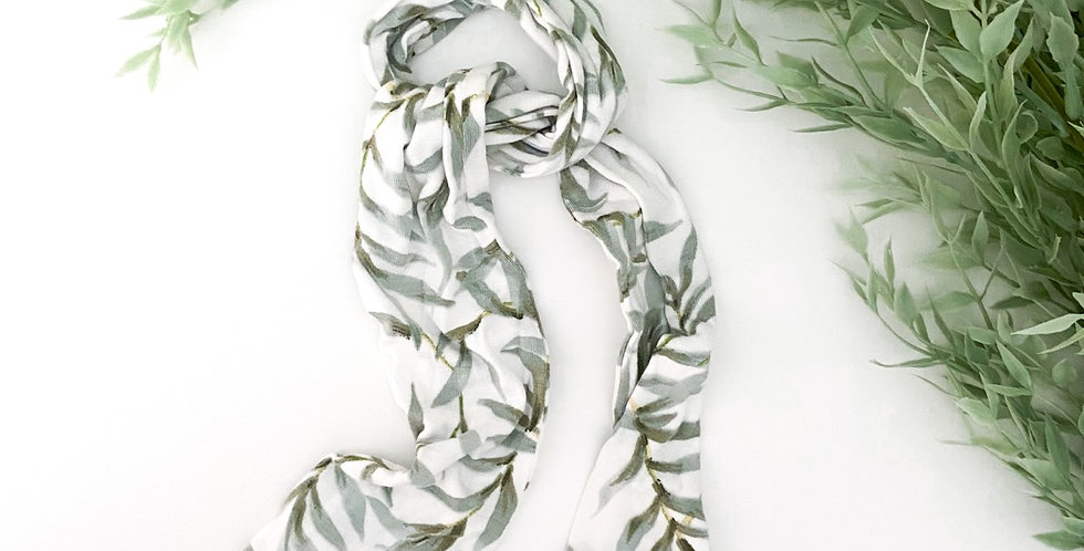 Willow Hair Scarf