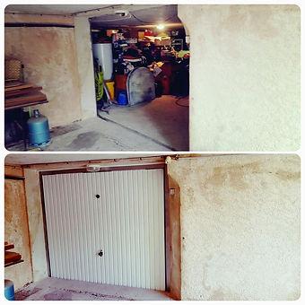porte de garage Fréjus