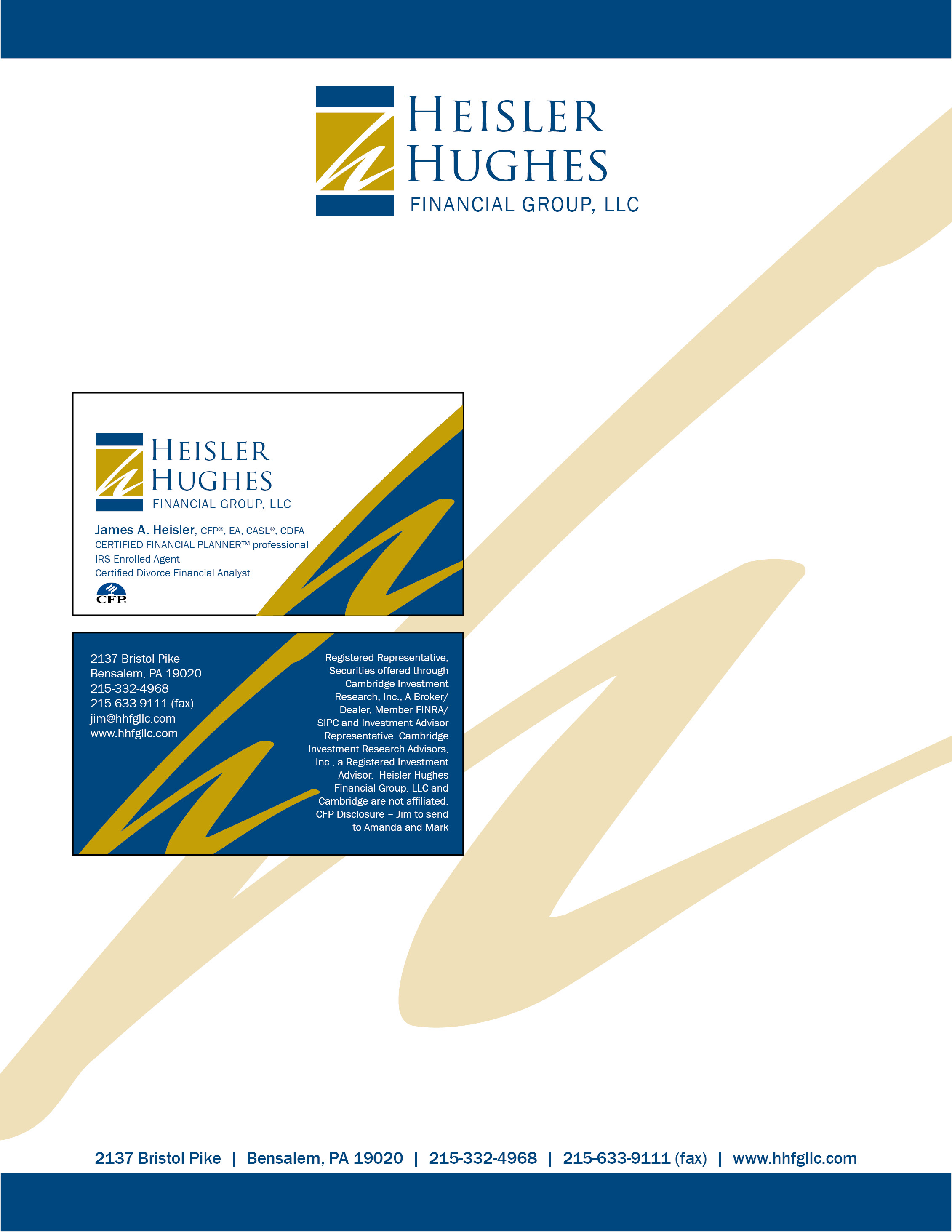 Heisler Hughes Financial Group