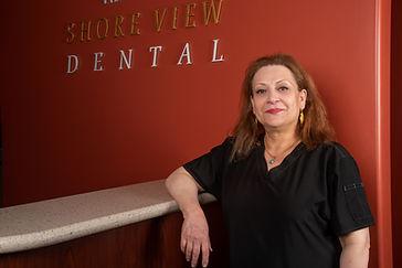 Mina Shoreview dental patient coordinator