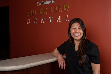 Yan Shoreview dental patient coordinator