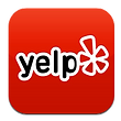 yelp red icon
